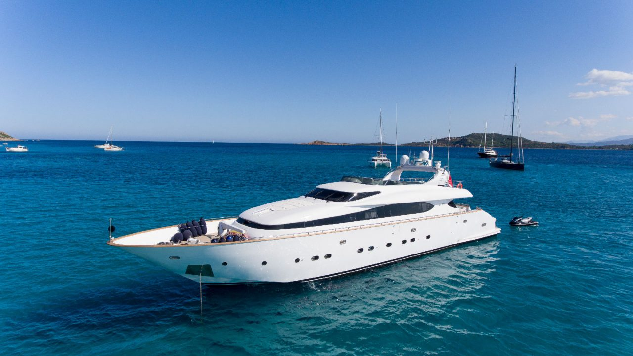 Motor Yacht AMAYA