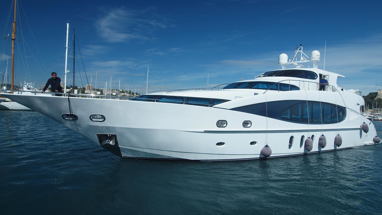 Motor Yacht SEA BREEZE