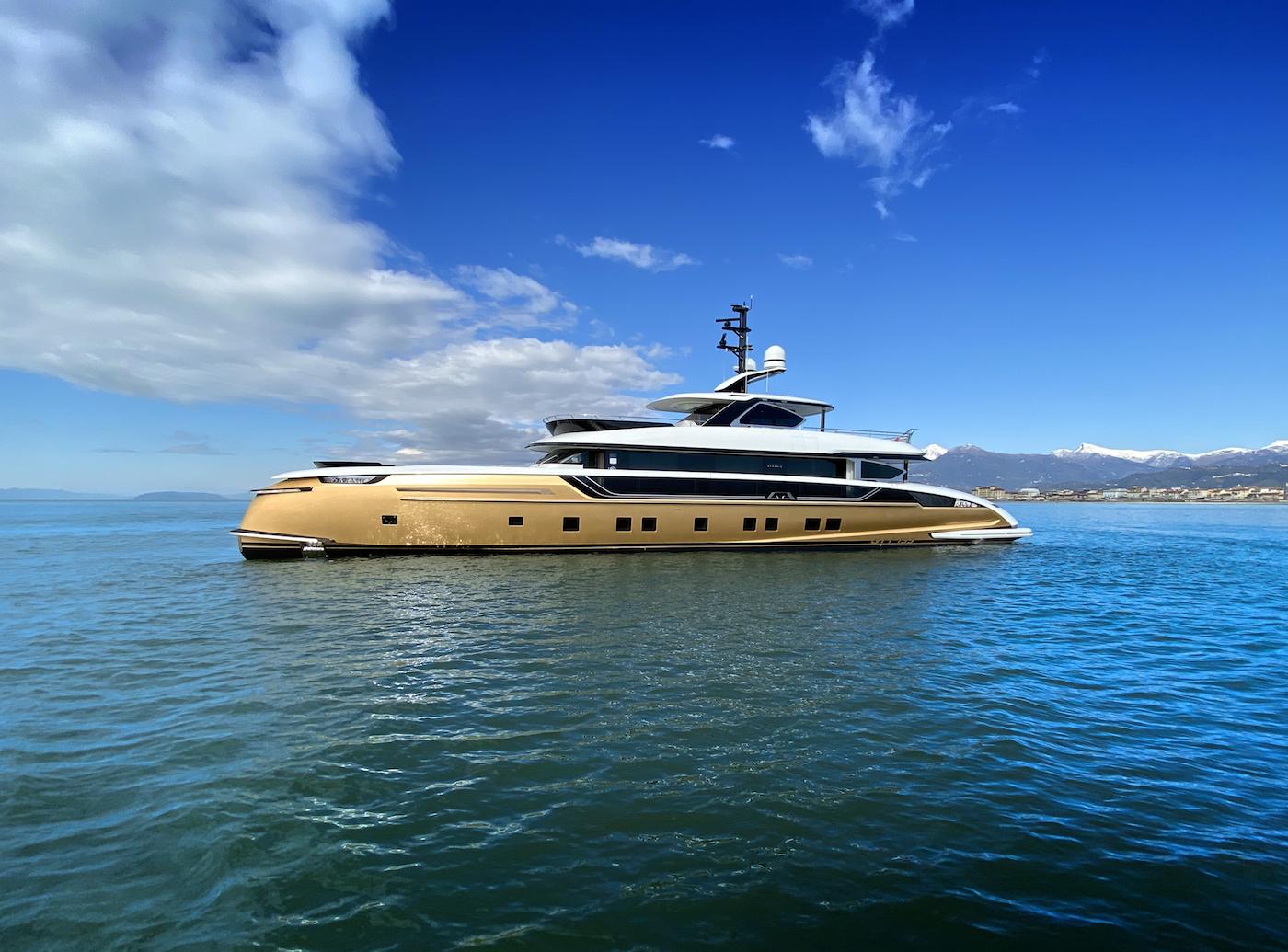 Motor Yacht Stefania