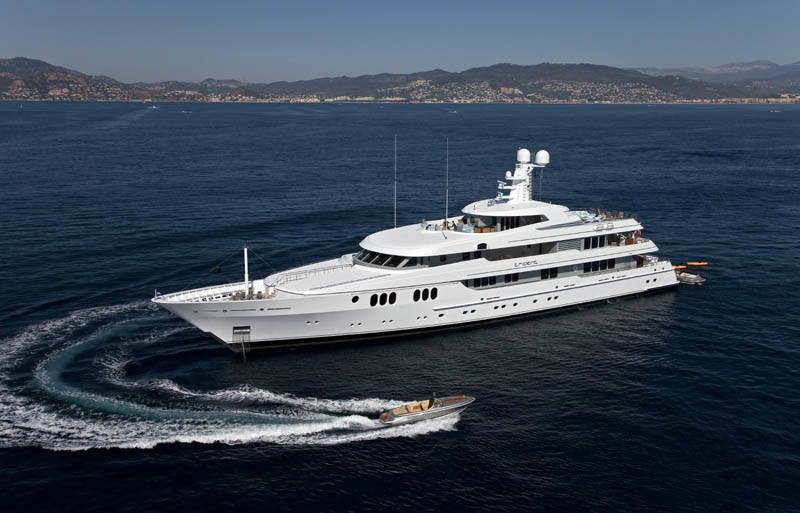 Motor Yacht TRIDENT
