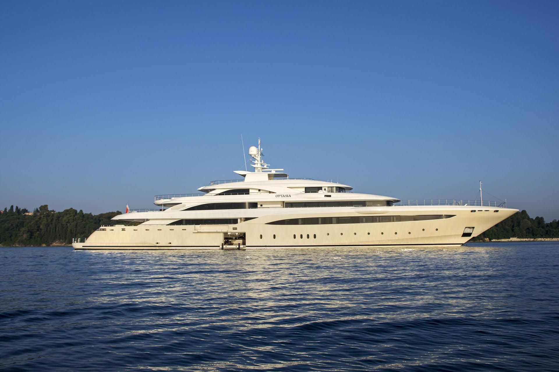 O'PTASIA Yacht Profile