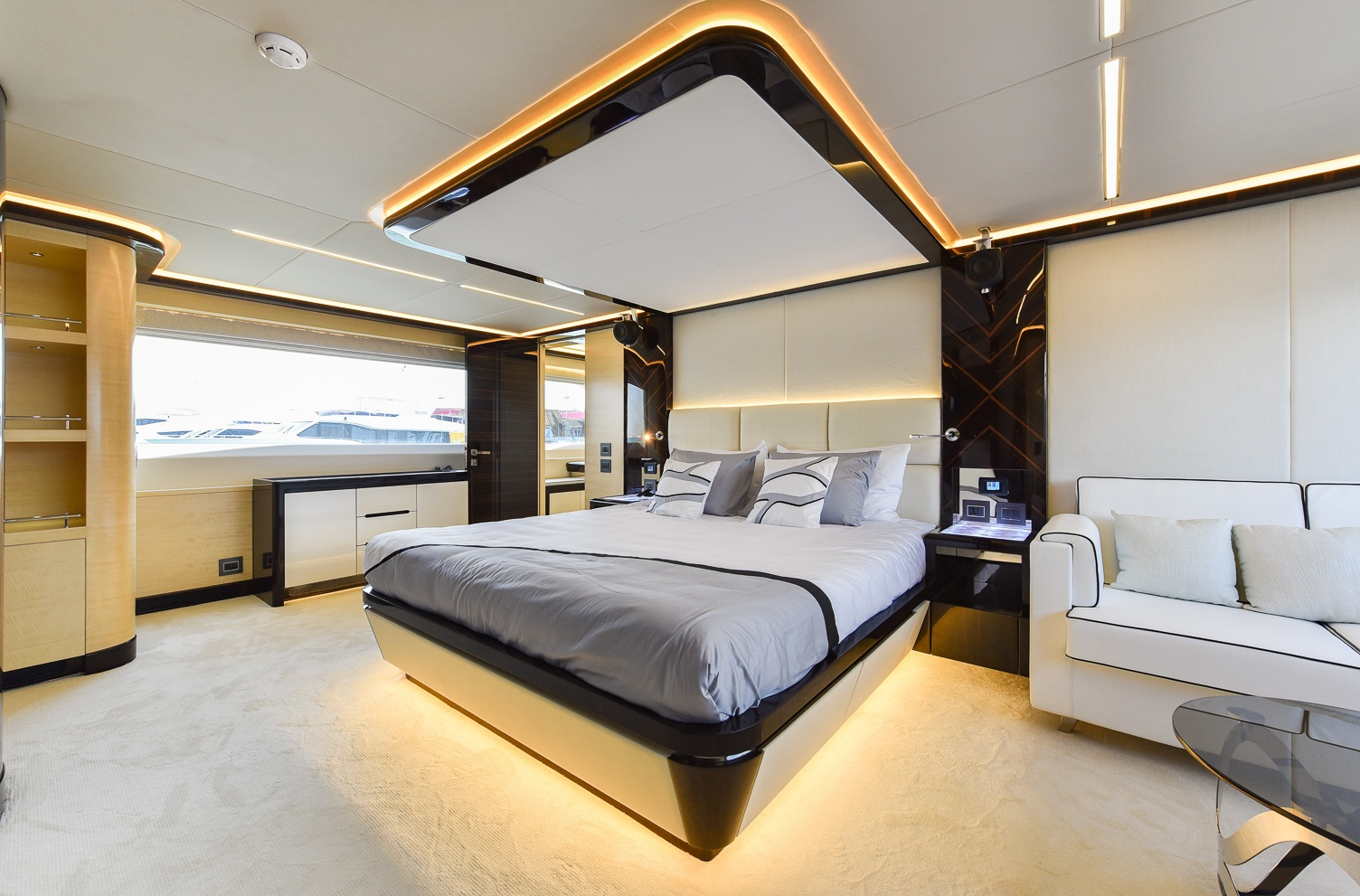 Owner's Stateroom