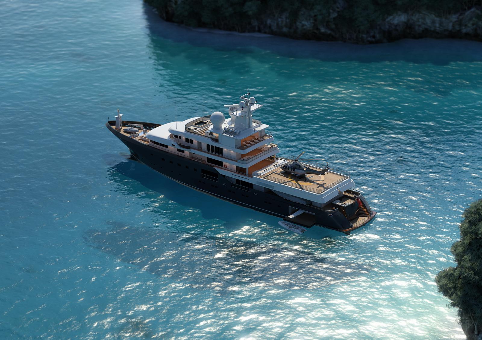 Yacht Planet Nine Admiral Nca Carrara Charterworld Luxury