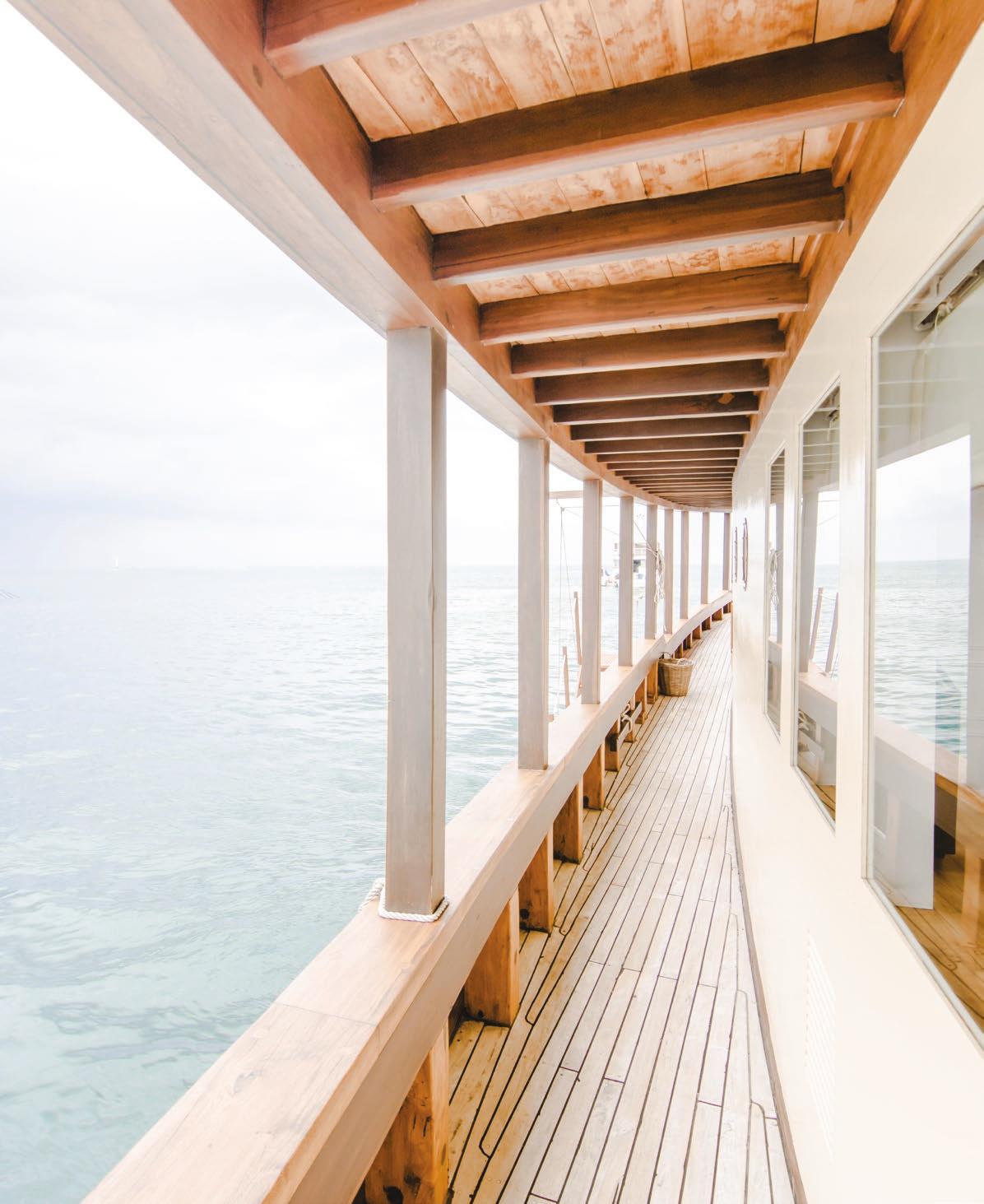 Main side deck
