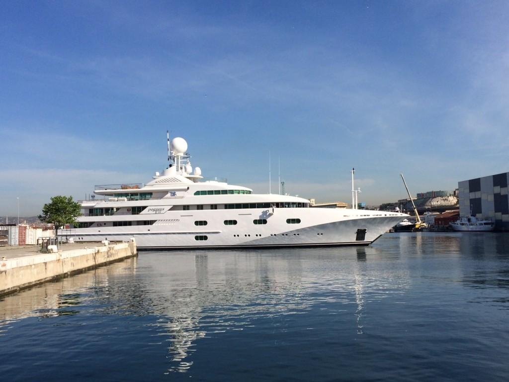 Pegasus VIII - Marseille