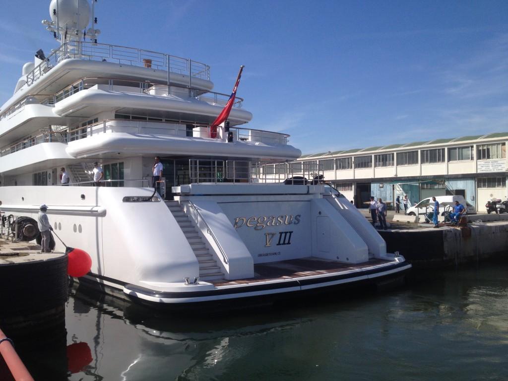 Pegasus VIII Marseille