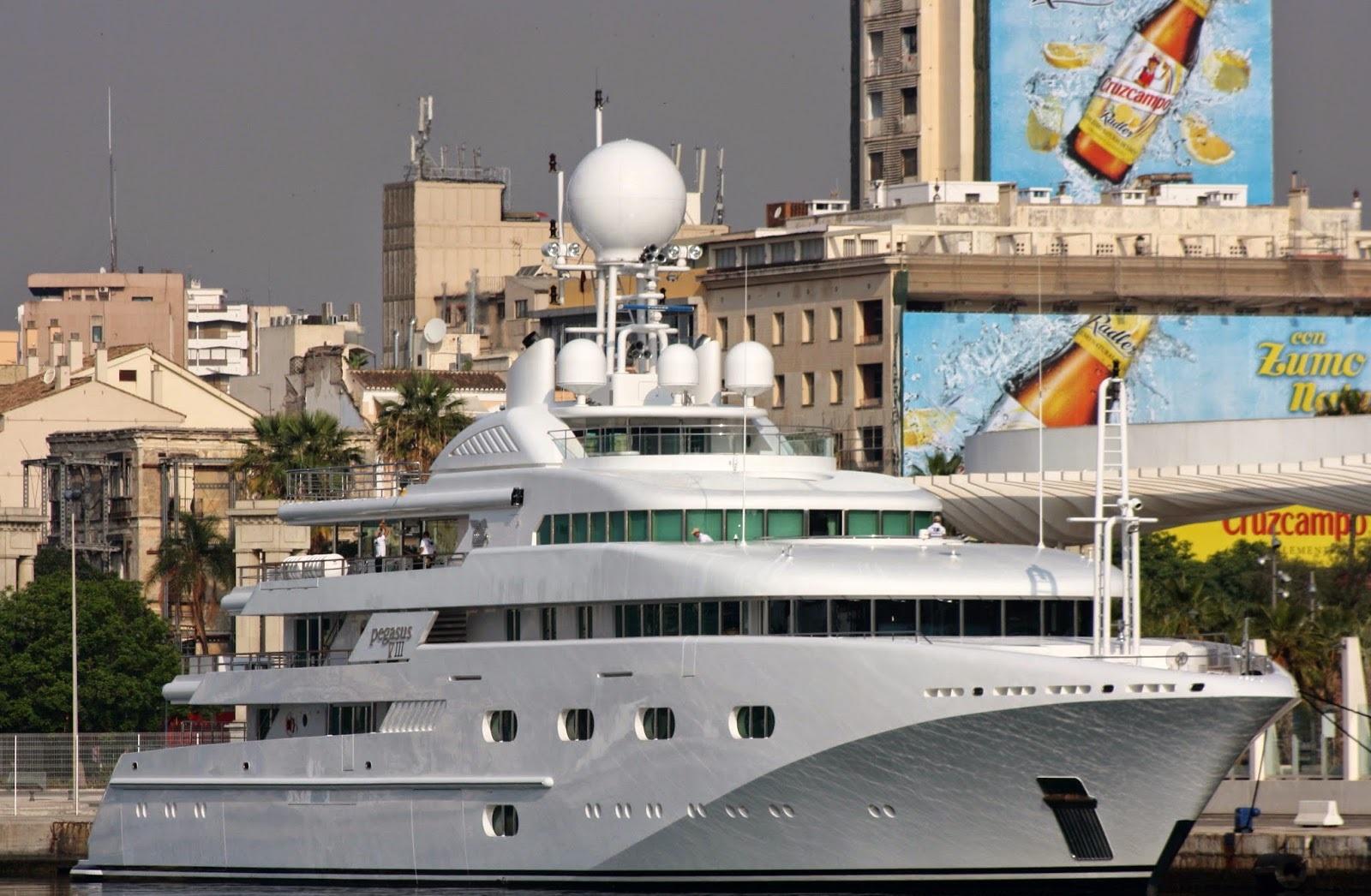 Pegasus VIII In Malaga