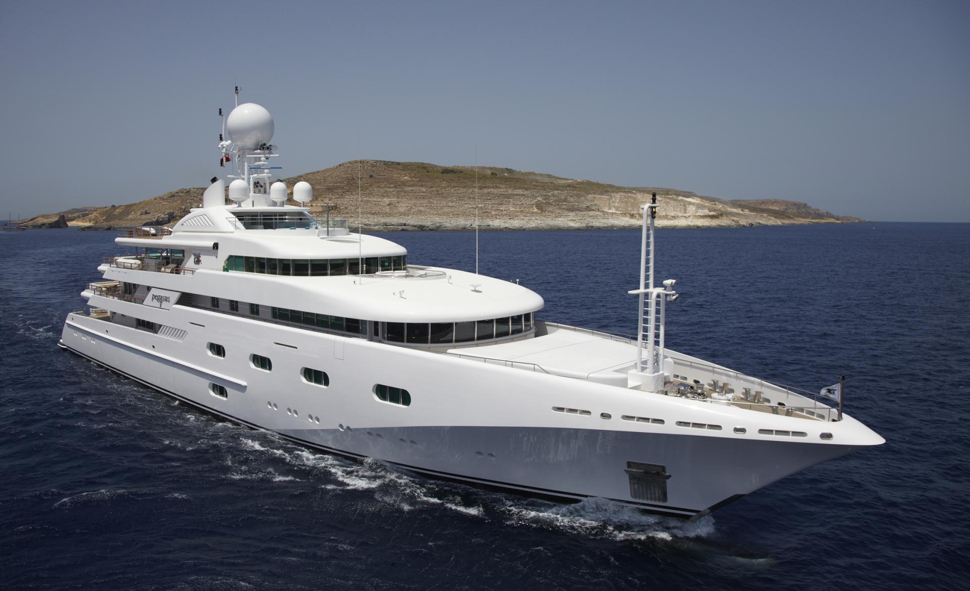 Pegasus VIII Starboard