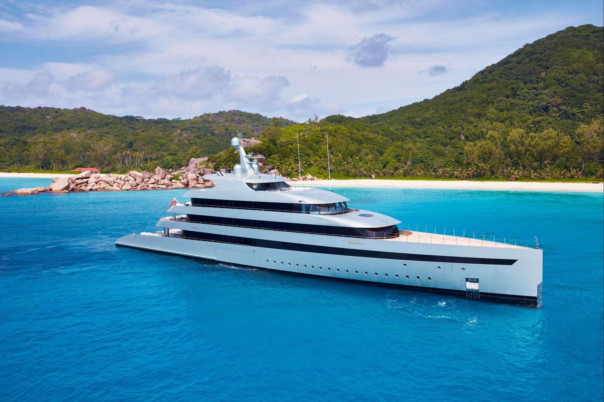 Profile Of 84m Feadship Superyacht