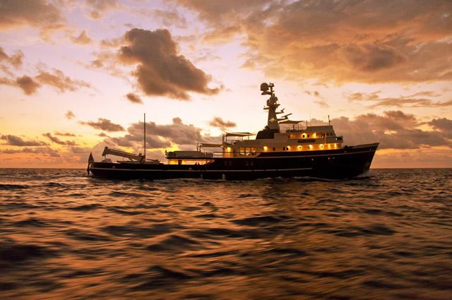 SEA WOLF - Sunset