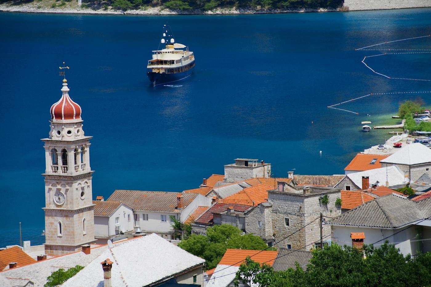 SEAGULL II In Croatia