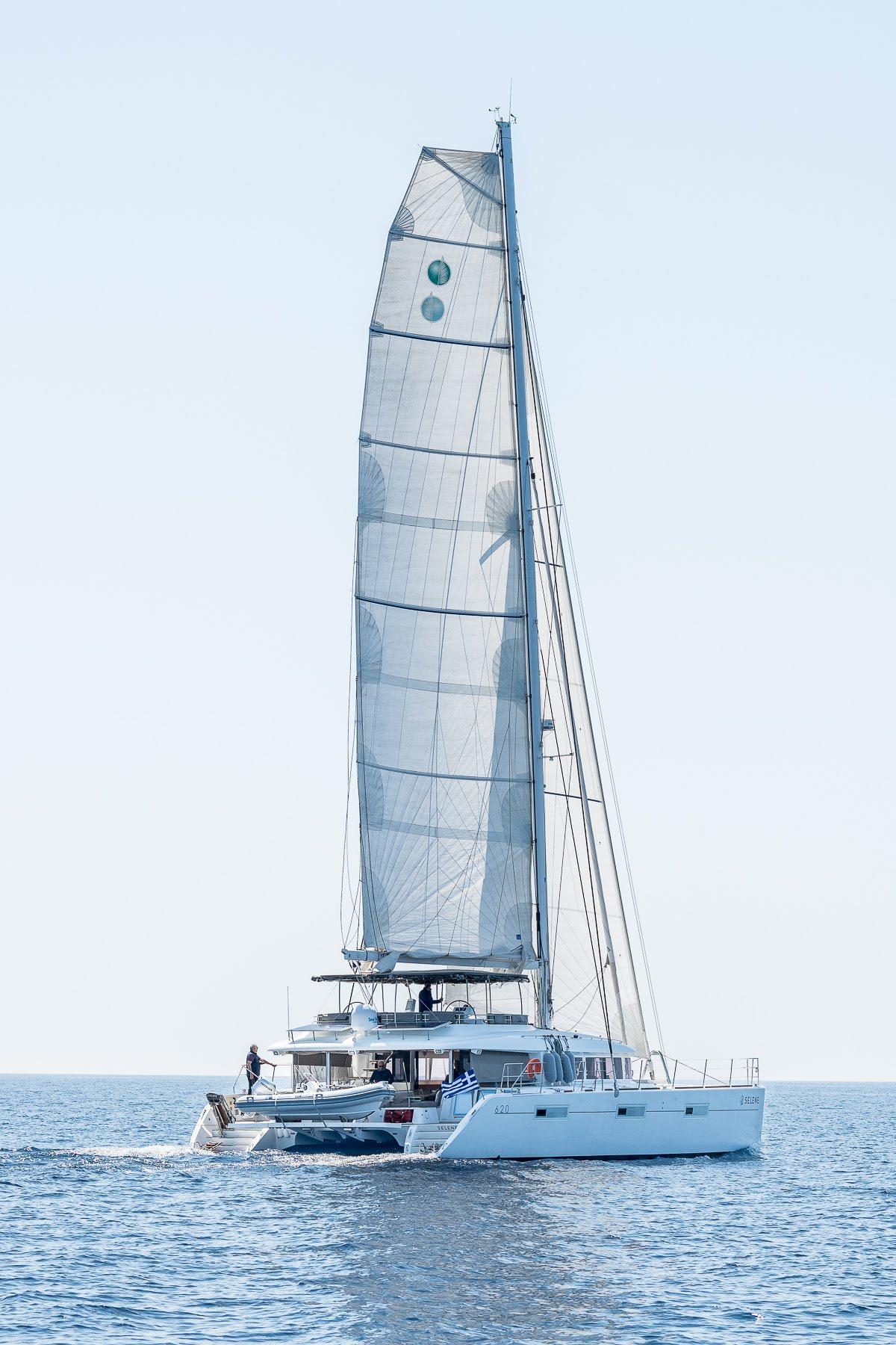 SERENE Sailing Catamaran