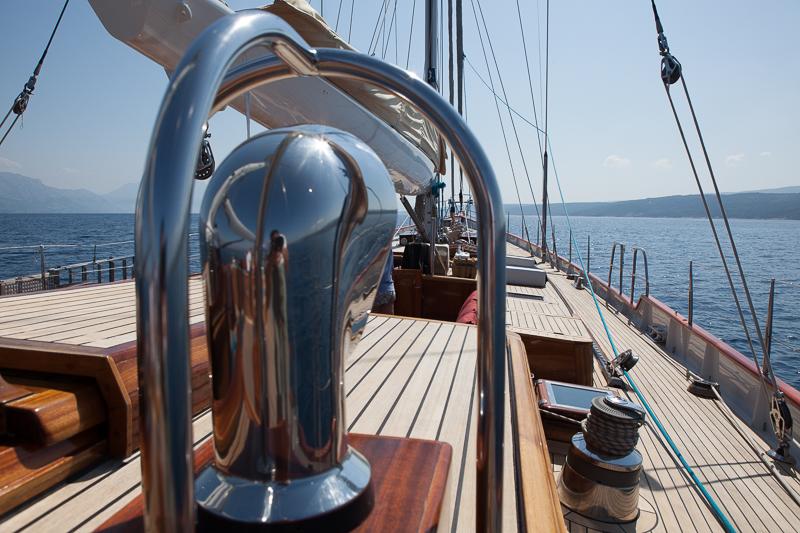 Sailing Yacht Lauran - Exterior