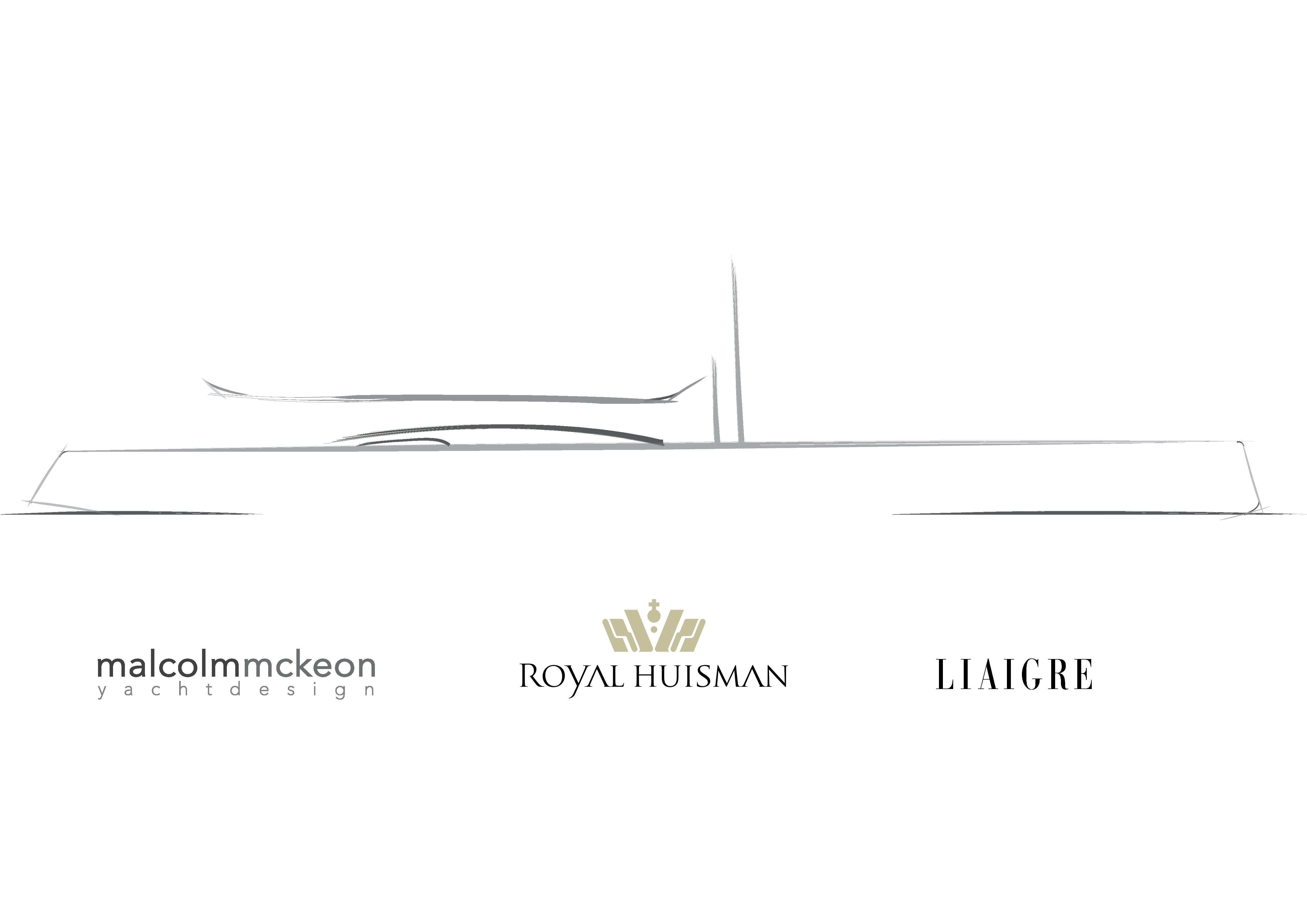 Yacht Project 404 Hull Mm597 Royal Huisman Charterworld Luxury Superyacht Charters