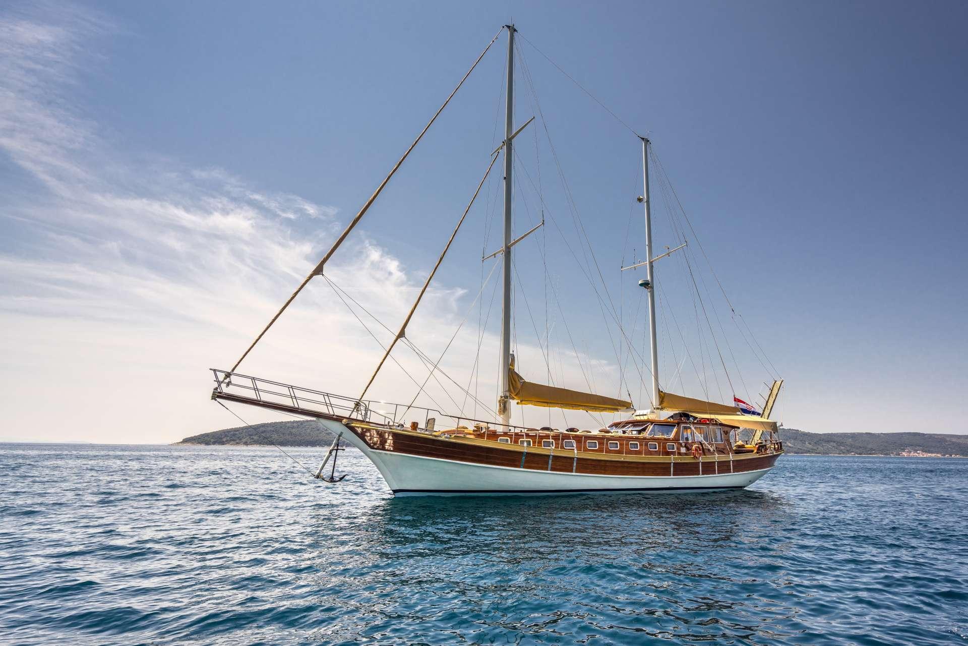 Sailing Gulet ANGELICA