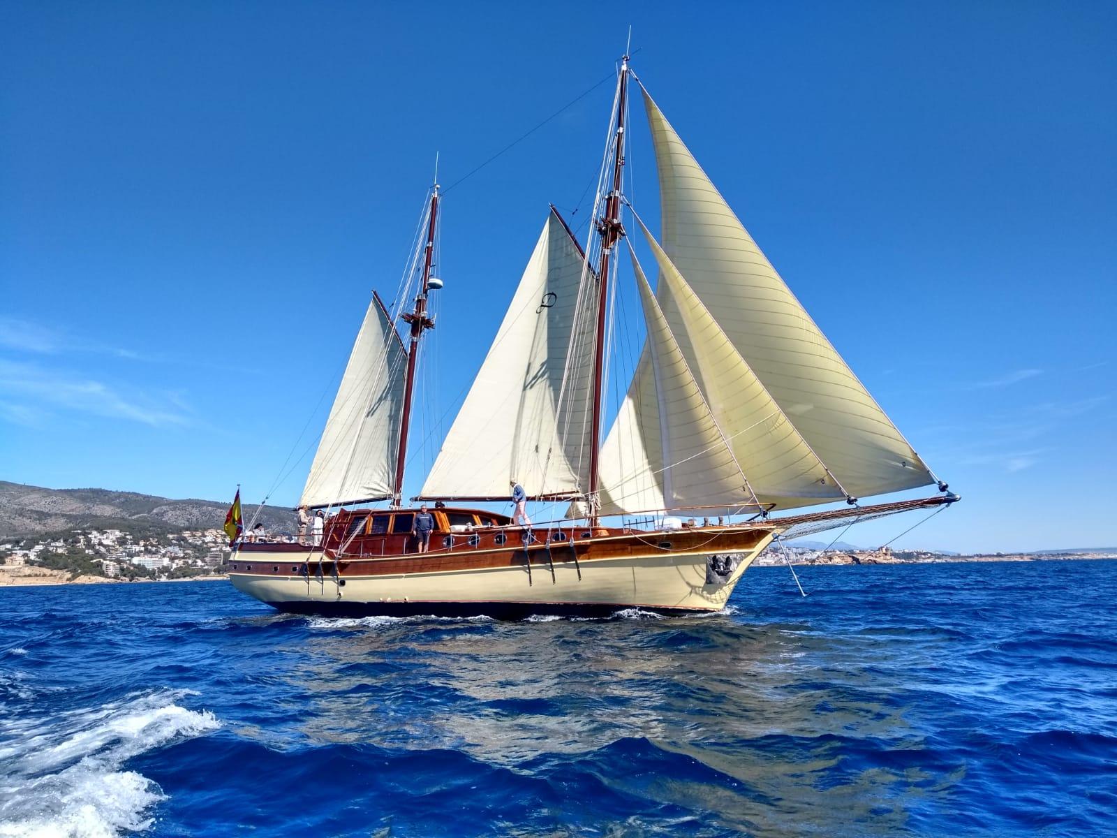Sailing Yacht DIRDAM