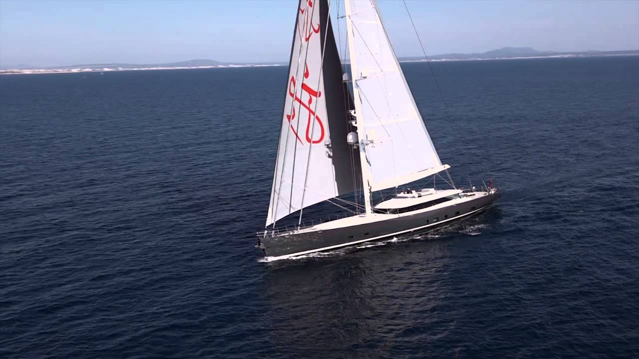 Sailing Yacht RED DRAGON By Dubois - New Hull Colour Palma