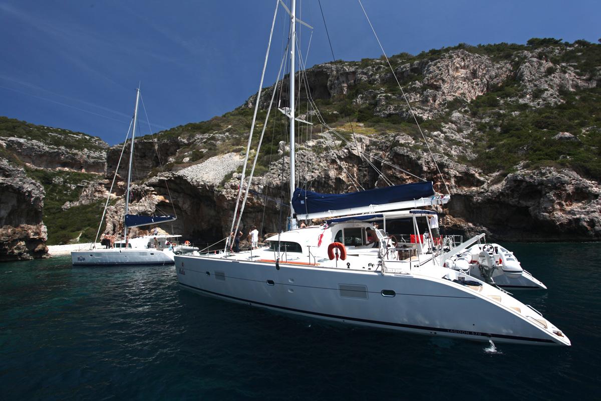 Sister Ships - Crewed Lagoon 570 Catamaran Charter