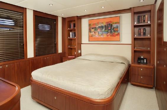 Sudami double cabin
