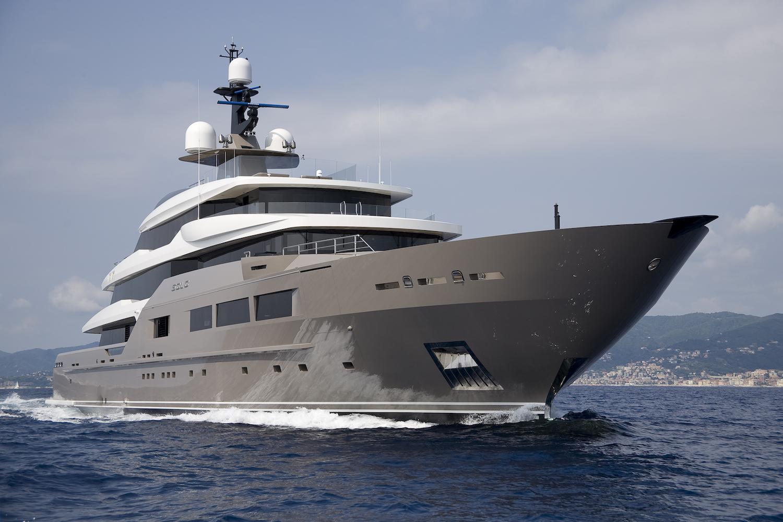 Tankoa Superyacht SOLO In Monaco