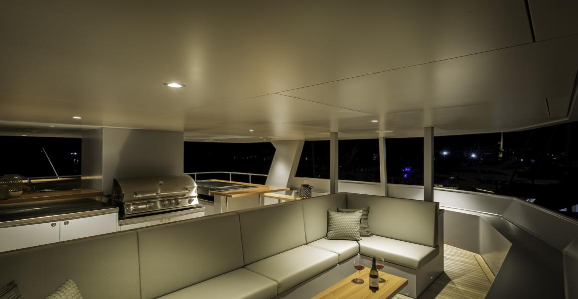 Top Deck Seating