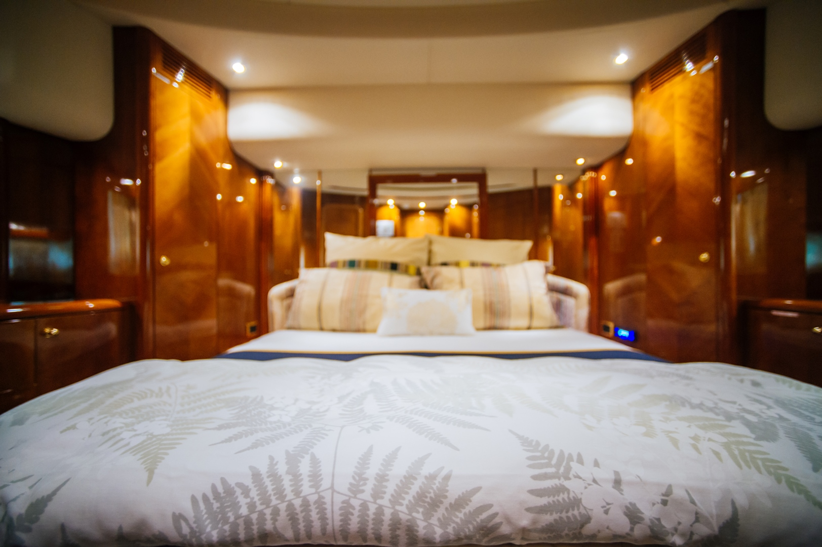 VIP Cabin And Bed