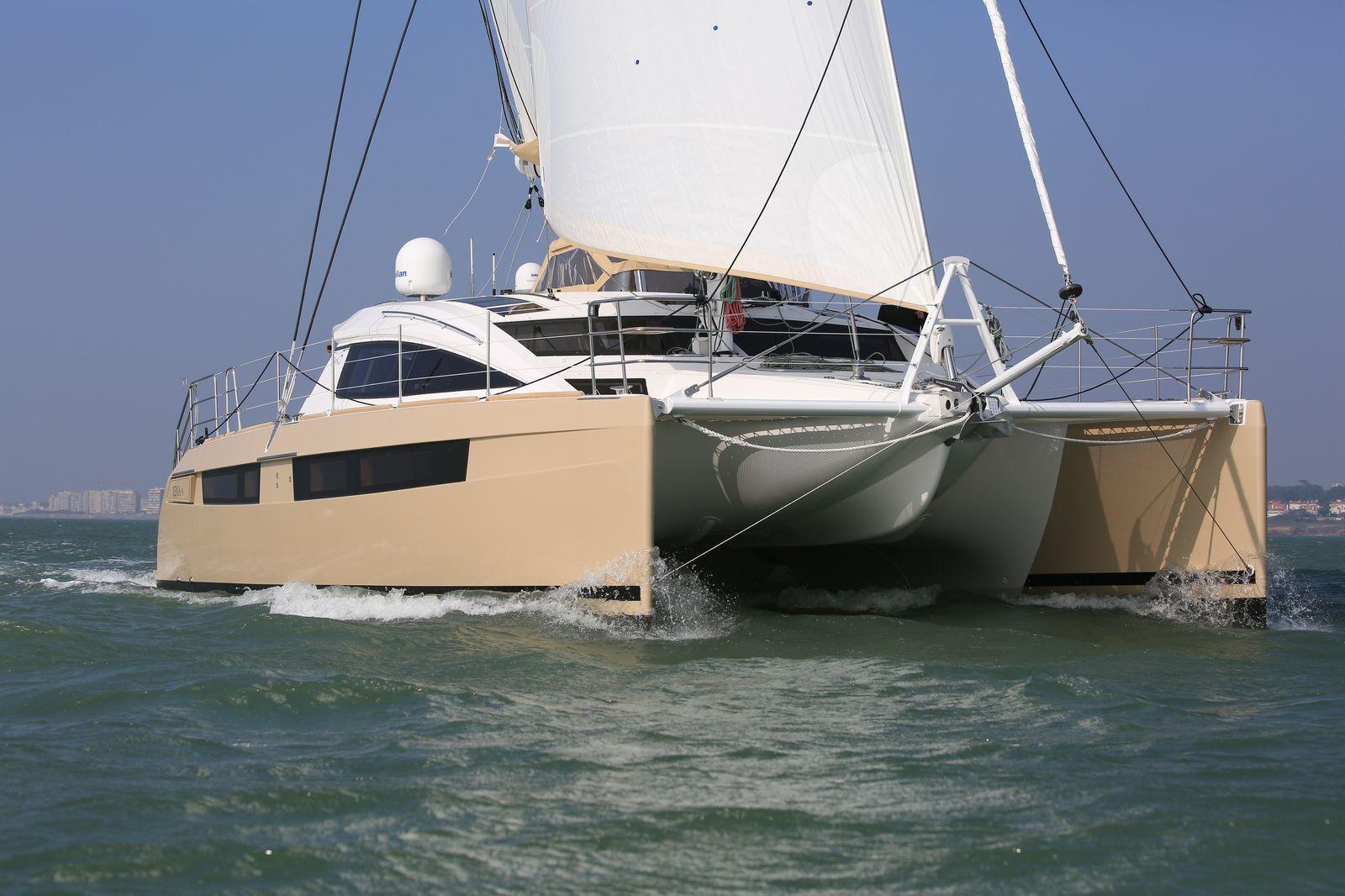 XENIA 50 - A Priviledge 50 Catamaran