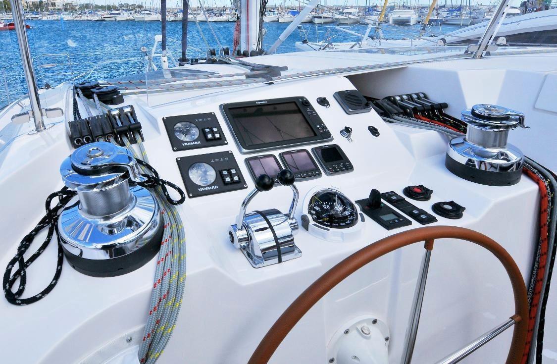 XENIA 50 - Sailing Catamaran