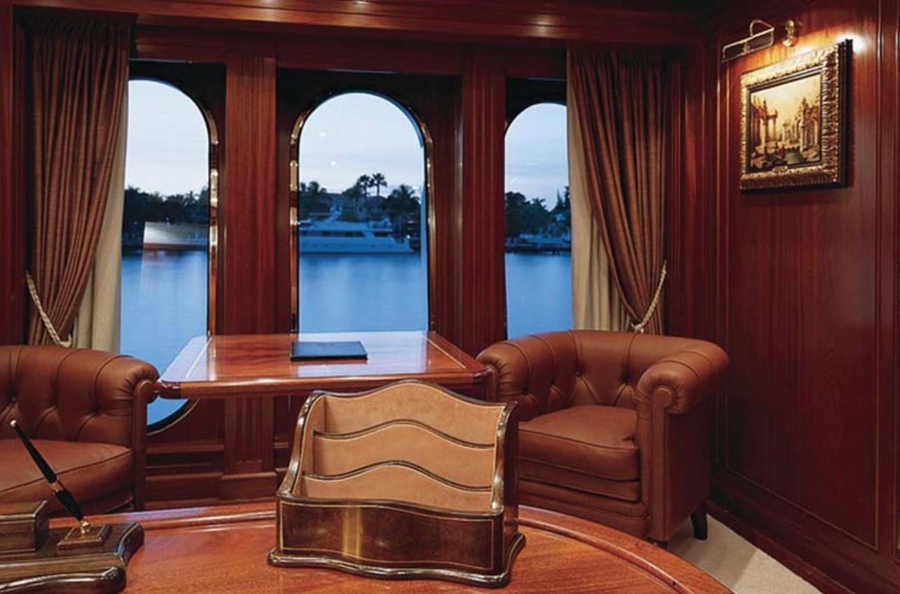 Yacht APOGEE - Interior Detail