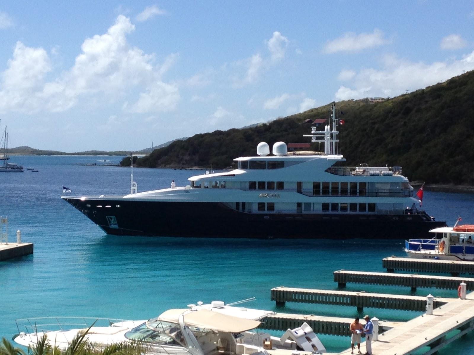 Yacht FOCUS - Caribbean Marina