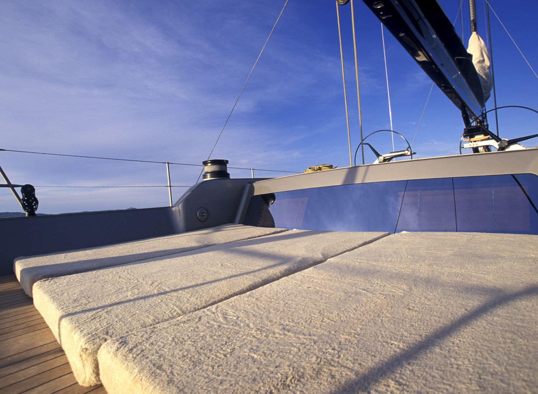 Yacht GALMA By Wally - Sunpads