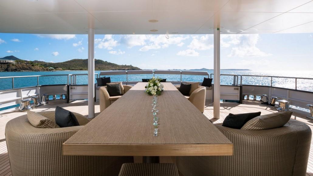 Yacht MARIU - Caribbean Al Fresco