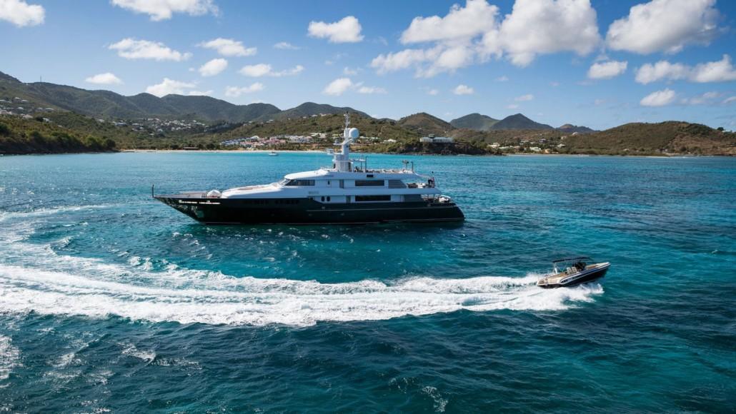 Yacht MARIU - Caribbean Profile