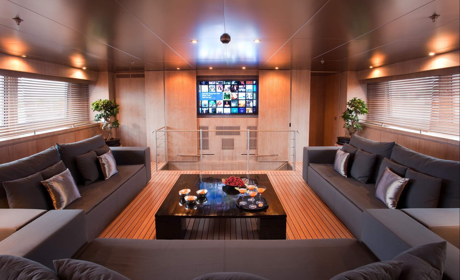 Yacht MARIU - Lounge Seating