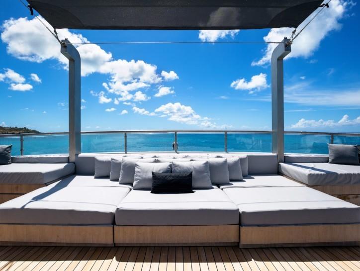Yacht MARIU - Sunpads