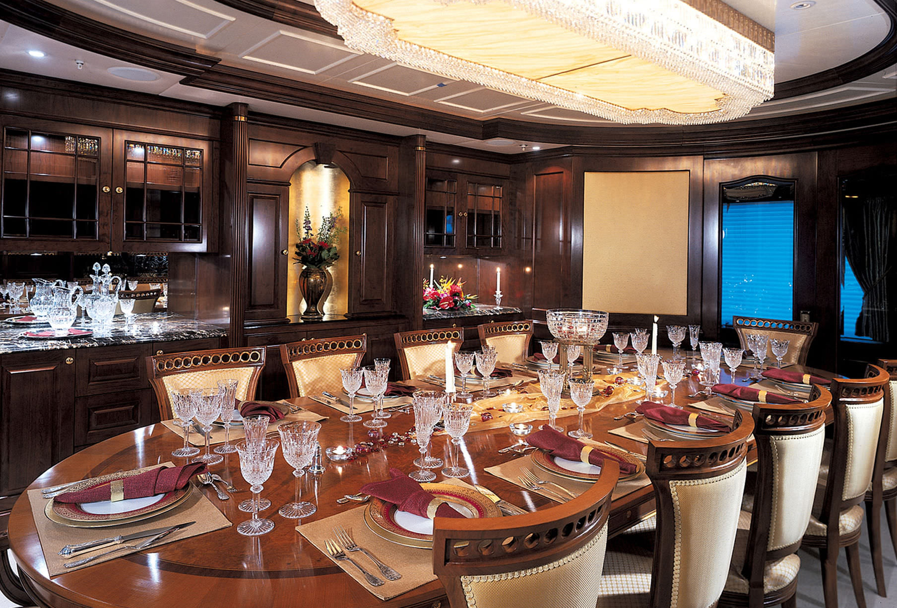 Yacht Mustique By Trinity - Dining