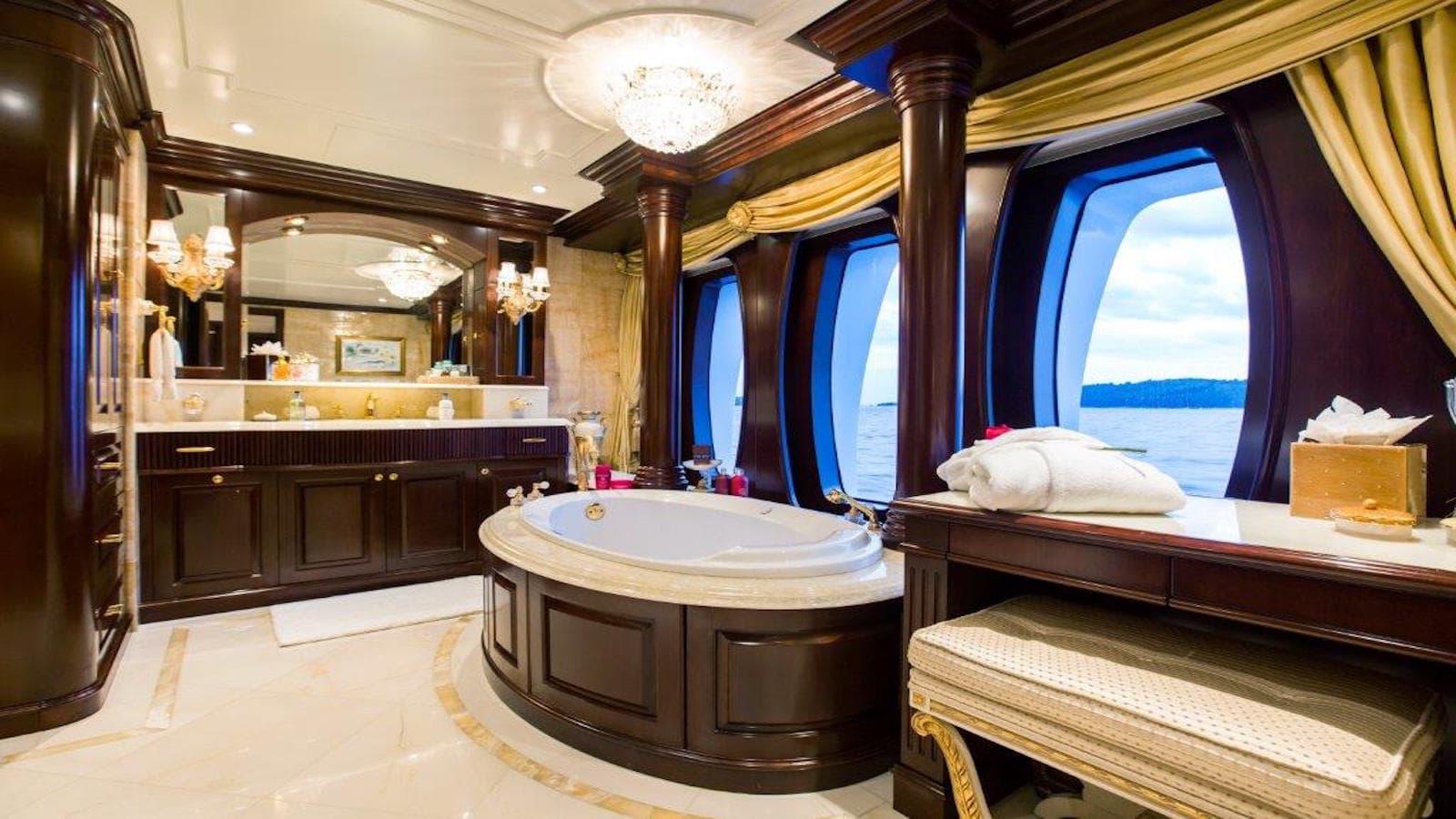 Yacht Mustique By Trinity - Master En Suite