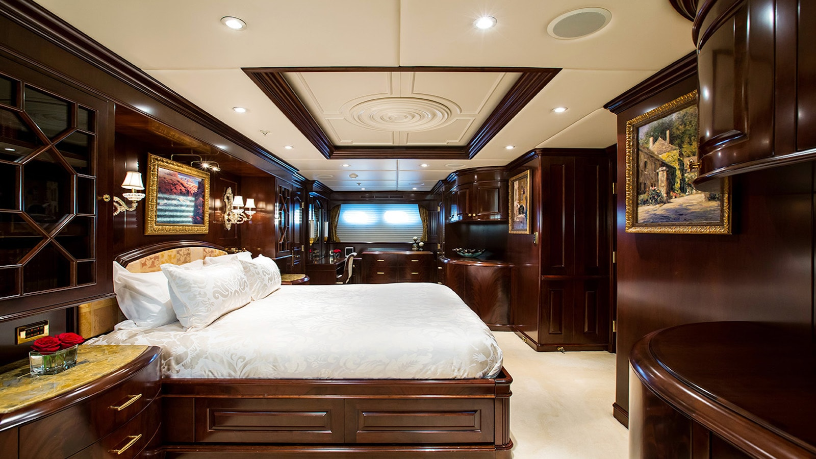 Yacht Mustique By Trinity - VIP Cabin