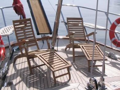 42m Sailing Schooner THIS IS US (ex SKYLGE)