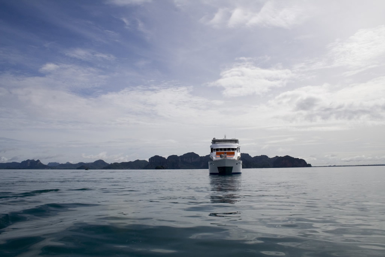 Cruising in the Warm Waters of Thailand