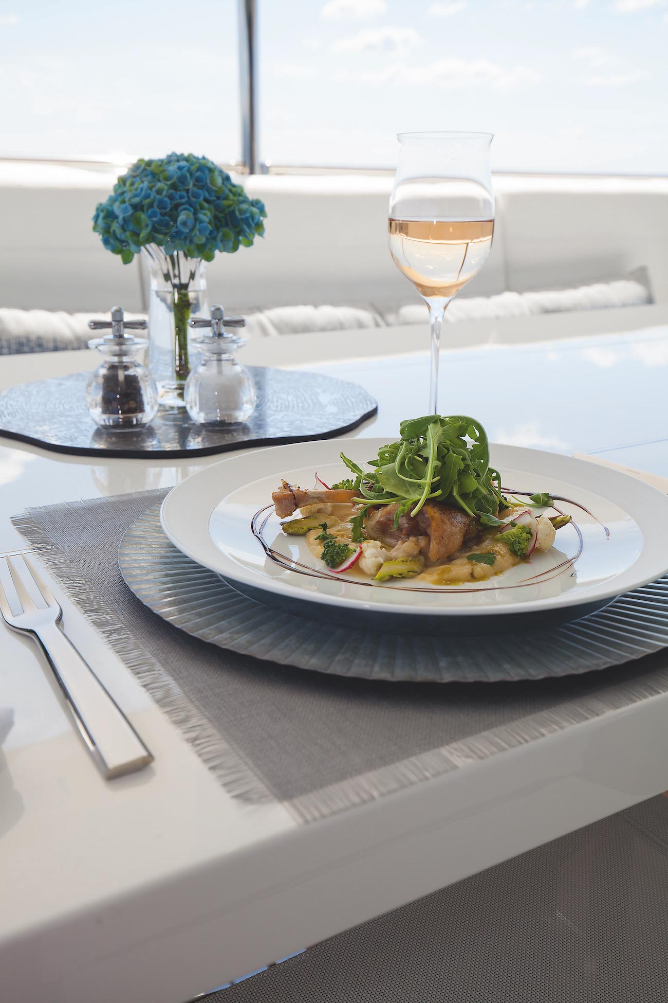 Alfresco Dining And Personalised Meals