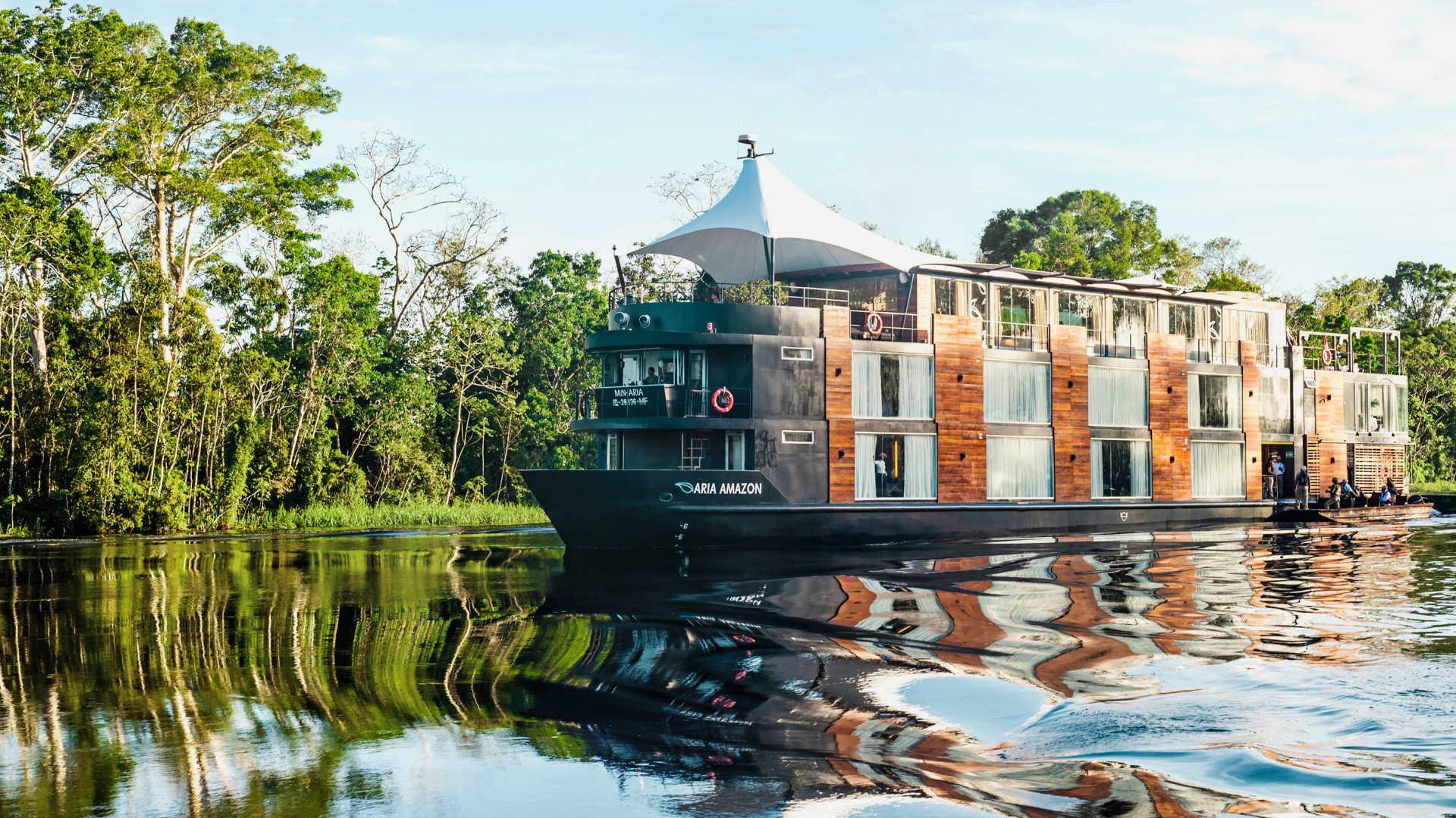 Aria Amazon Luxury Cruise
