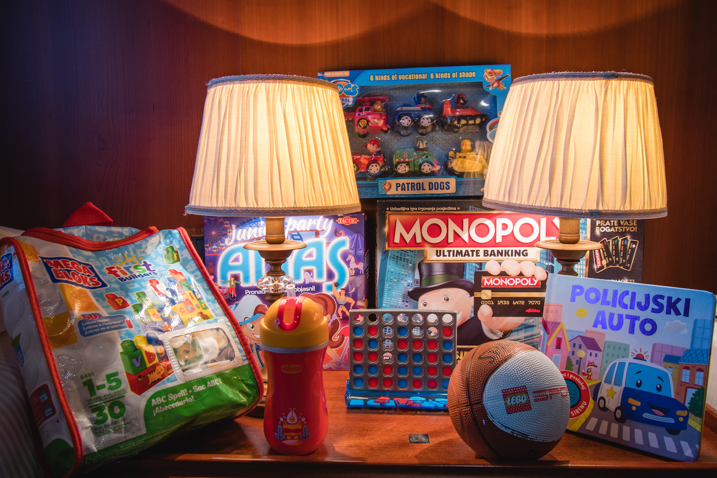 Board Games And Toys