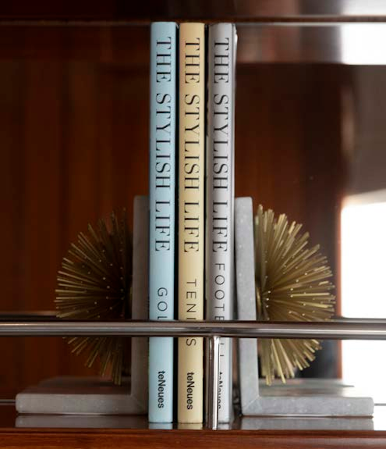 Books In The Master Suite