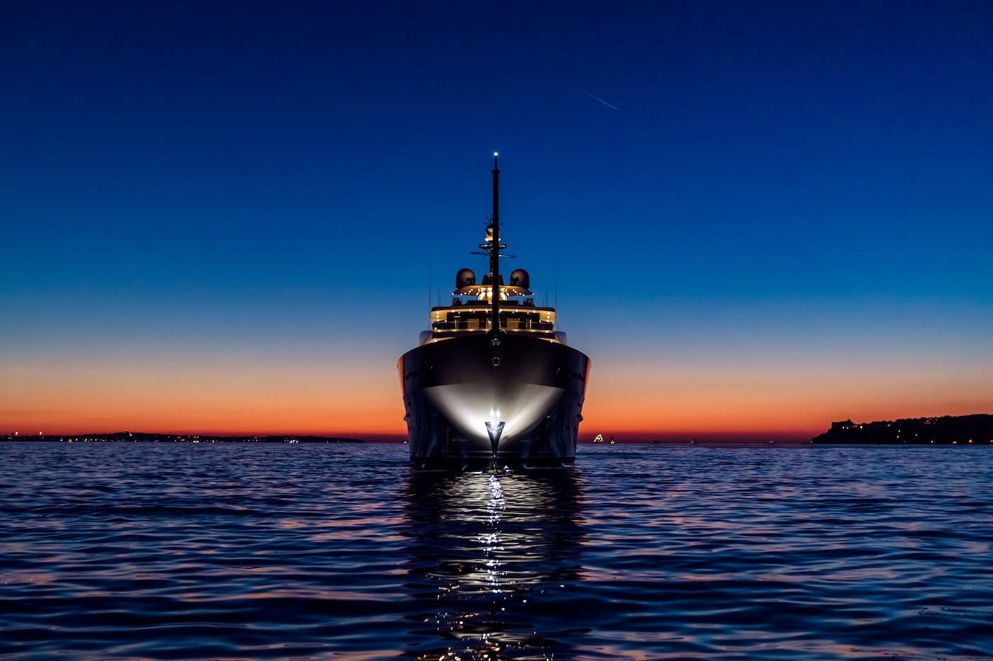 Bow At Night