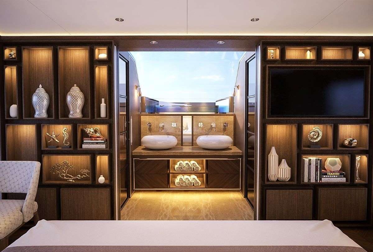 Cabin With Ensuite Facilities