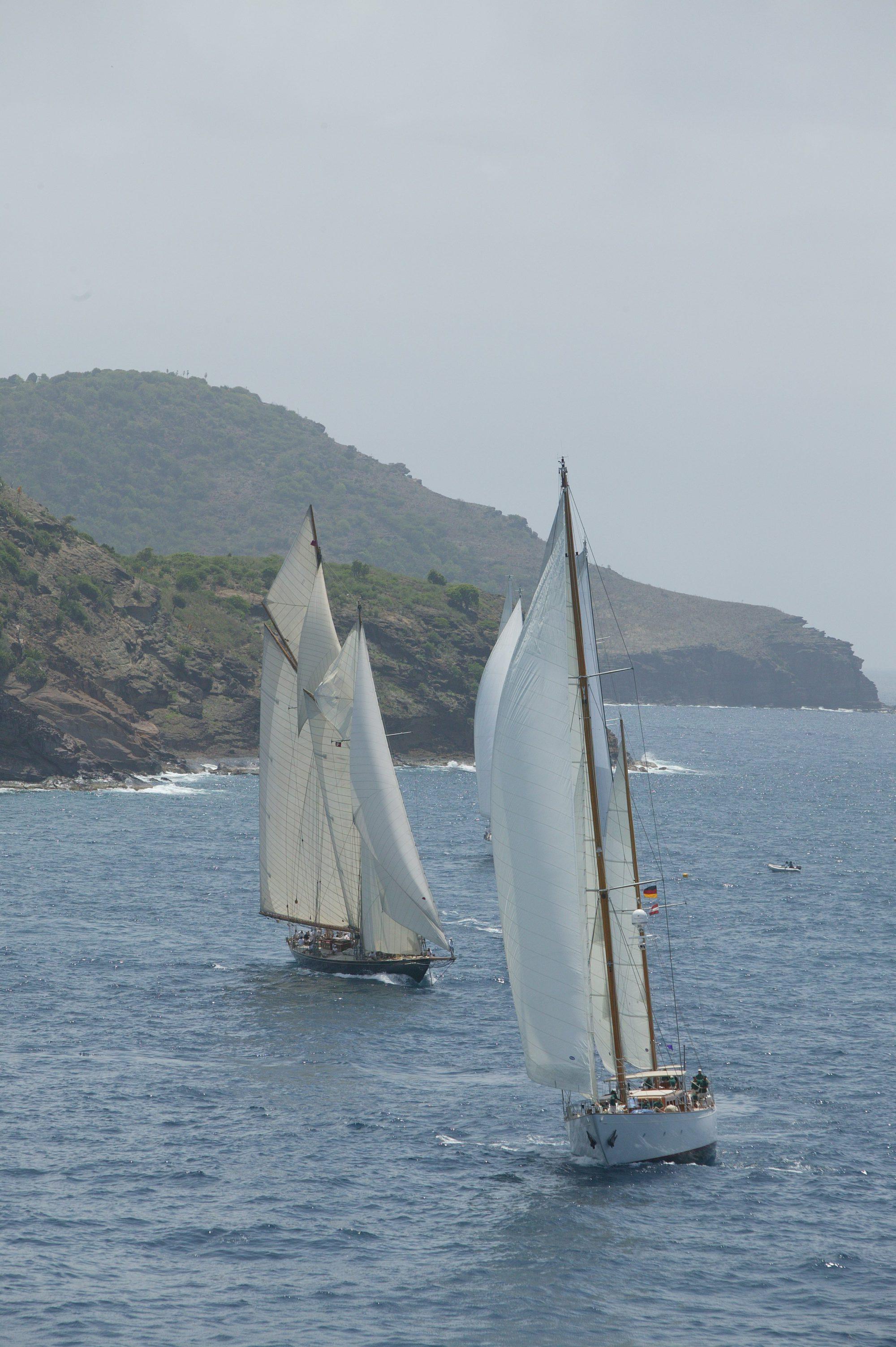 Classic Yacht Racing