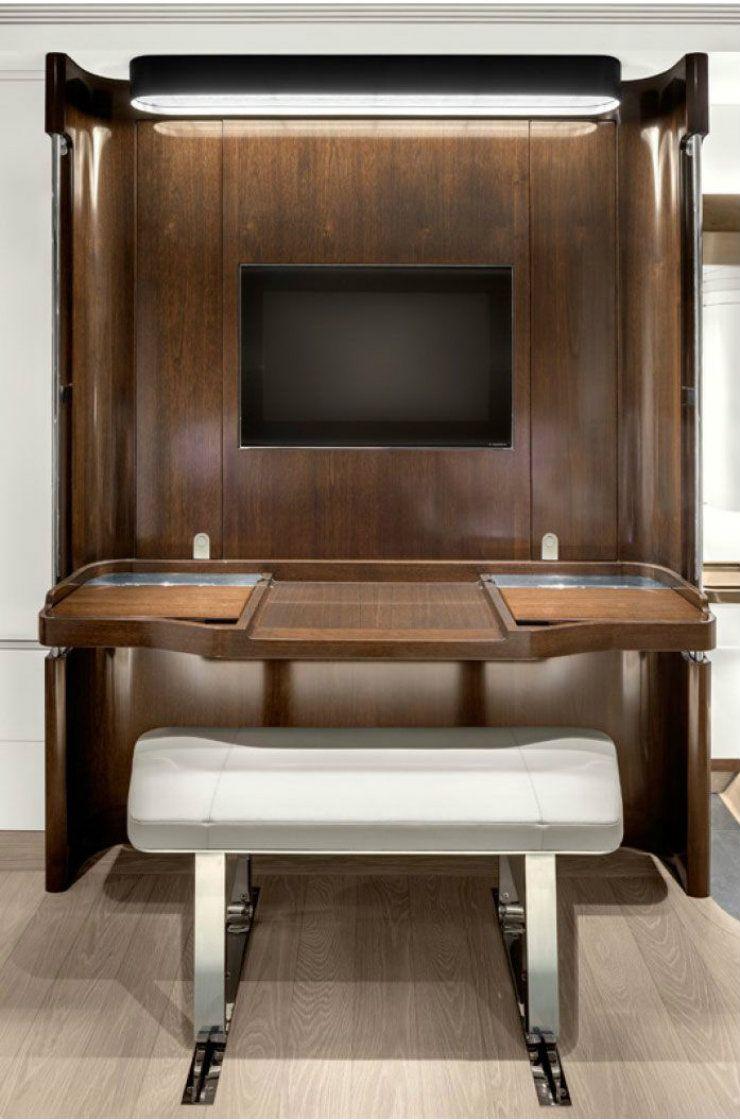 Desk Study Area