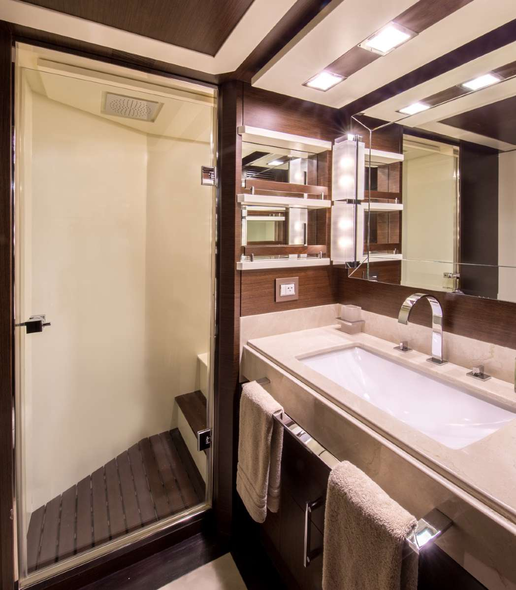 Double Suite Bathroom