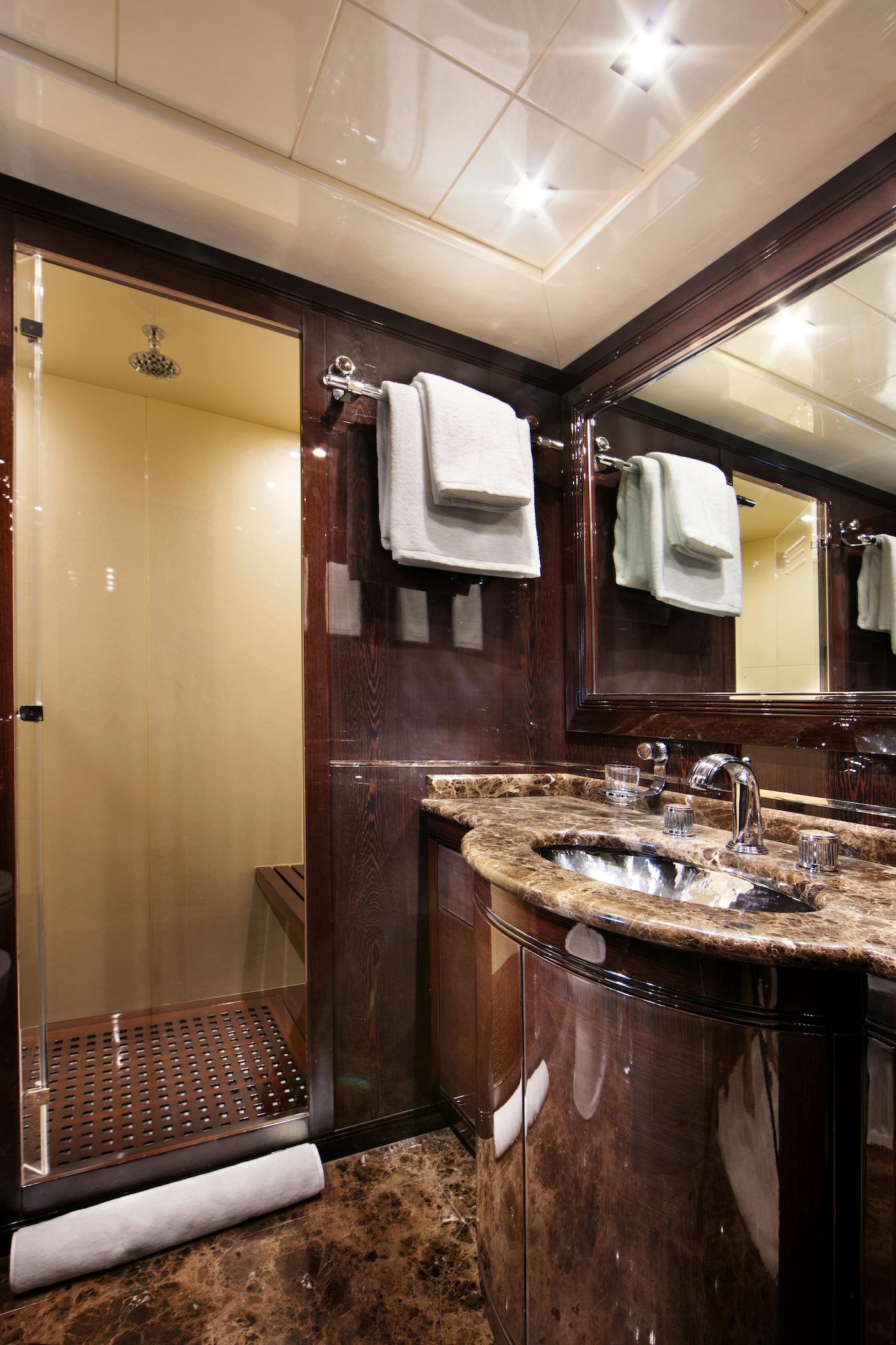 Ensuite Bathroom Facility